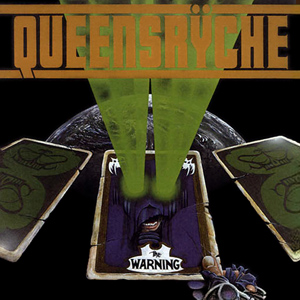 Queensryche   The Warning cover - Interview - Geoff Tate