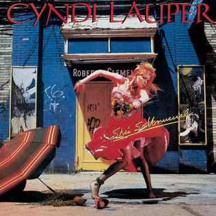ShesSoUnusual1984 - Cyndi Lauper - Showing Her True Colors