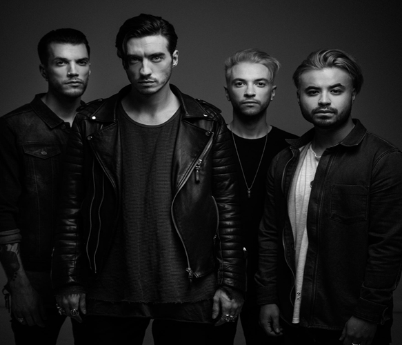 Young Guns Photo Credit Marcus Maschwitz 01 - Young Guns - Echoes (Album Review)