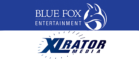 blue fox slide - XLrator Media & Blue Fox Entertainment Join Forces For Diverse Film Schedule
