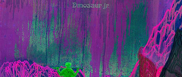 dinosaur jr slide - Dinosaur Jr. - Give a Glimpse of What Yer Not (Album Review)