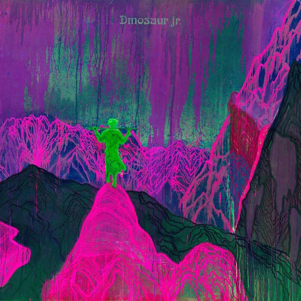 dinosaurjrglimpseofwhatyernotalbumart2016 - Dinosaur Jr. - Give a Glimpse of What Yer Not (Album Review)