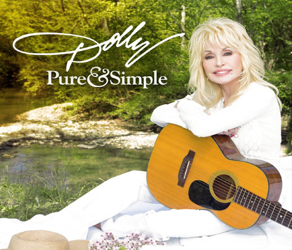 dolly parton pure simple album cover - Dolly Parton - Pure & Simple (Album Review)