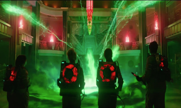 ghostbusters 2016 movie trailer - Ghostbusters (Movie Review)