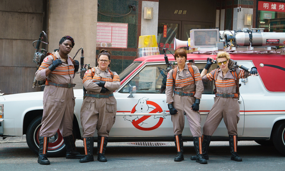 ghostbusters full new img - Ghostbusters (Movie Review)