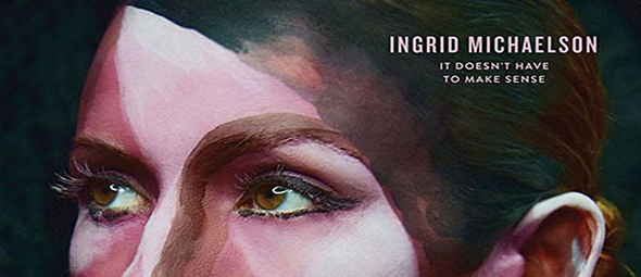 ingrid slide - Ingrid Michaelson - It Doesn't Have to Make Sense (Album Review)