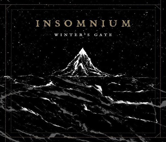 insomniumwintersgatecdnew - Insomnium - Winter's Gate (Album Review)