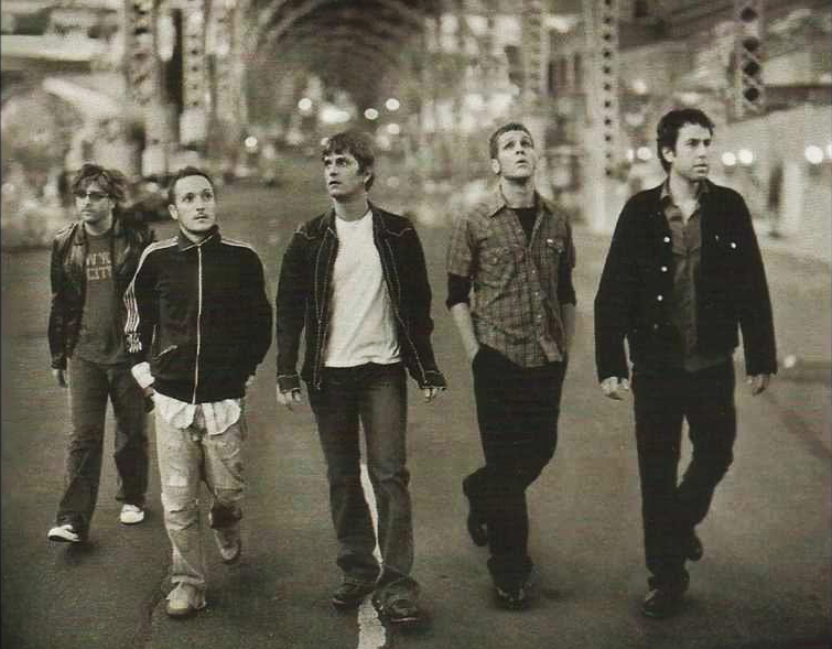 matchbox real world - Matchbox Twenty's Yourself or Someone Like You - Still Pushing 20 Years Later