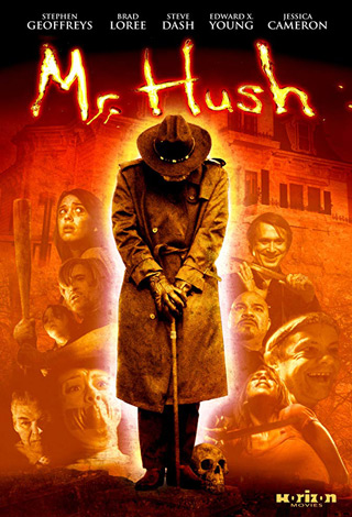 mr hush - Interview - Steve Dash - The Man Behind The Mask