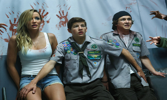 scouts 2 - Scouts Guide to the Zombie Apocalypse (Movie Review)