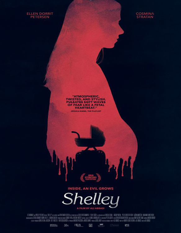 shelley poster - Shelley (Movie Review)