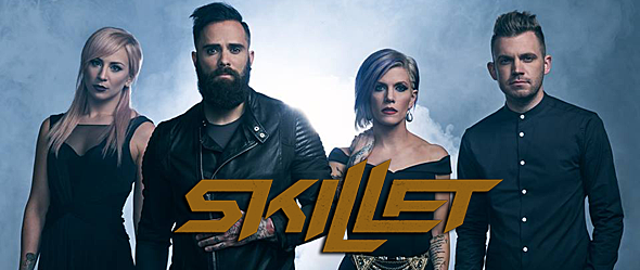 skillet 2016 slide - Interview - John Cooper of Skillet