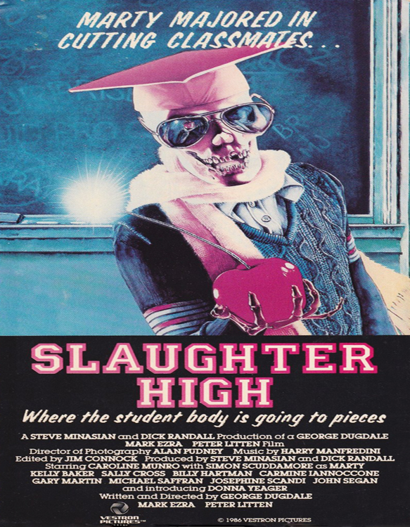 slaughterhigh1 1 - Slaughter High - Marty Is Still Fooling Around 30 Years Later