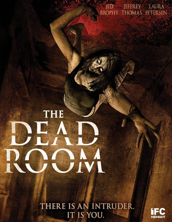 the dead room blu ray - The Dead Room (Movie Review)