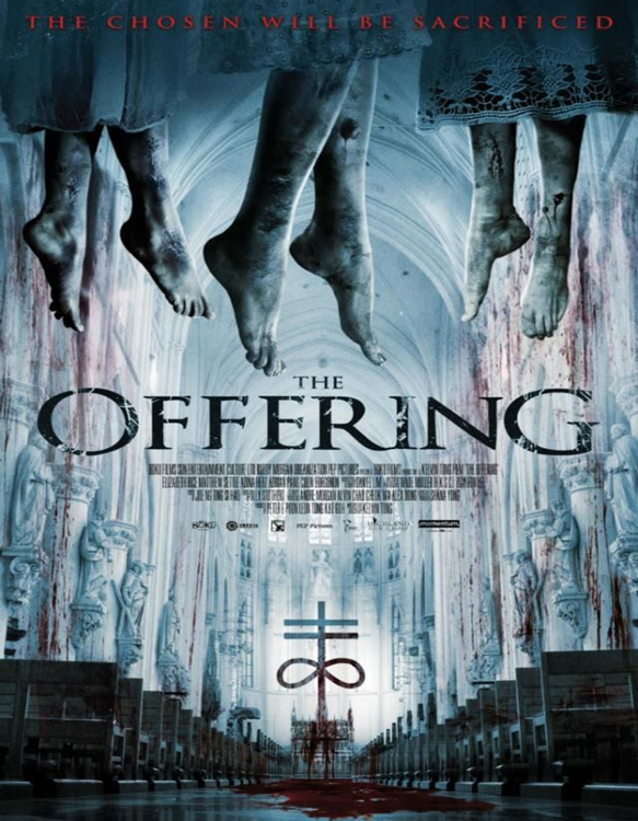 the offering poster - The Offering (Movie Review)
