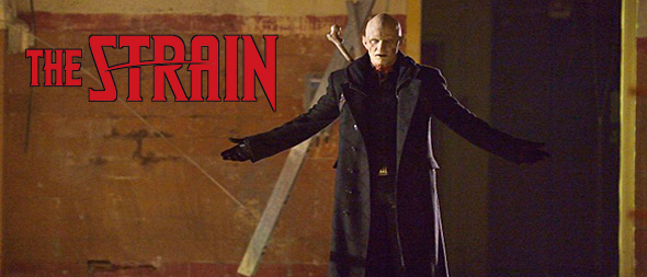 the strain first born slide - The Strain - First Born (Episode 3 / Season 3 Review)