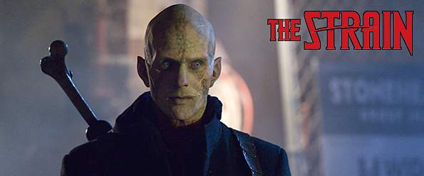 the strain slide bad white - The Strain - Bad White (Season 3/ Episode 2 Review)