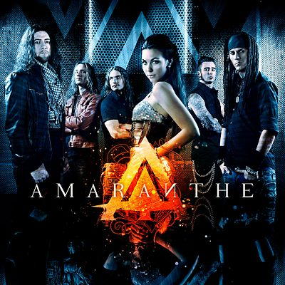 Amaranthe   Amaranthe 2011 cover - Interview - Elize Ryd of Amaranthe