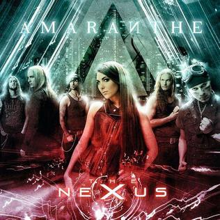 Amaranthe   The Nexus 2013 album cover - Interview - Elize Ryd of Amaranthe