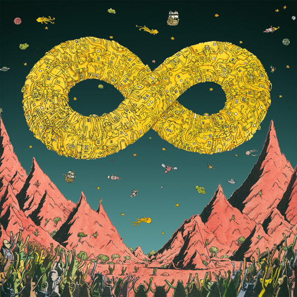 Dance Gavin Dance   Mothership - Dance Gavin Dance - Mothership (Album Review)