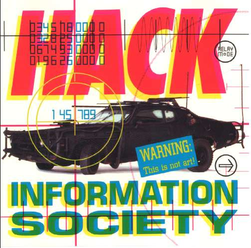 Hack InSoc cover - Interview - Kurt Harland Larson of Information Society