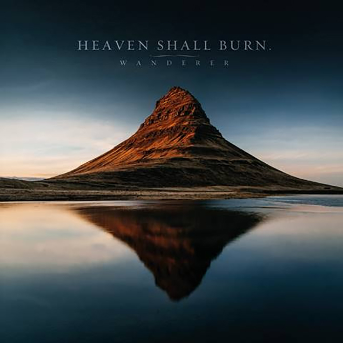 Heaven Shall Burn Wanderer cover - Heaven Shall Burn - Wanderer (Album Review)
