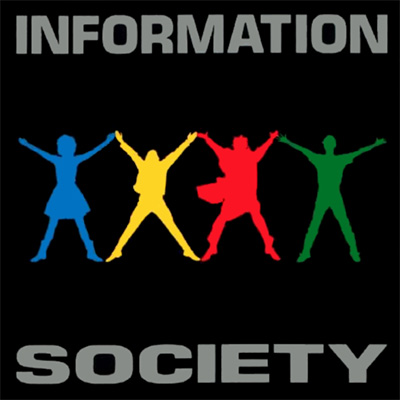 Information Society InSoc cover - Interview - Kurt Harland Larson of Information Society