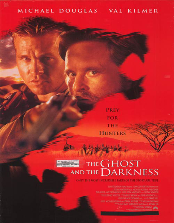 MPW 50220 - The Ghost and the Darkness 20 Years Later