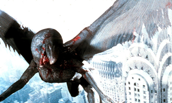 Q The Winged Serpent INline - This Week in Horror Movie History - Q – The Winged Serpent (1982)