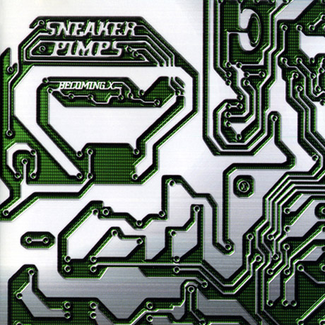 Sneaker Pimps Becoming X album cover - Interview - Chris Corner of IAMX