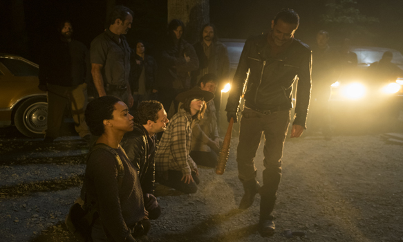 TWD 701 GP 0505 0198 RT - The Walking Dead - The Day Will Come When You Won't Be (Season 7/ Episode 1 Review)