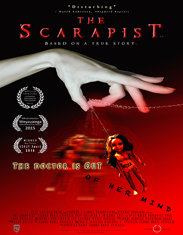 The Scarapist TM poster 50 - The Scarapist (Movie Review)