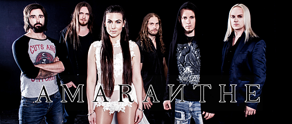 aman promo new slide - Interview - Elize Ryd of Amaranthe