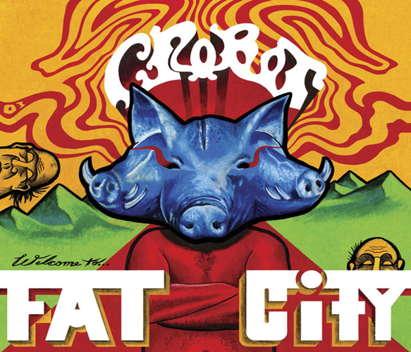 crobot welcome to fat city - Crobot - Welcome to Fat City (Album Review)