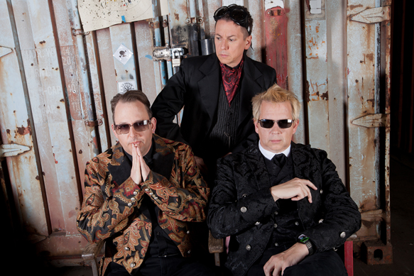 information promo 4 - Interview - Kurt Harland Larson of Information Society