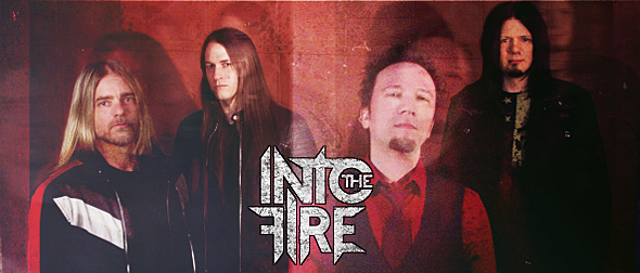 into the fire big slide - Developing Artist Showcase - Into the Fire