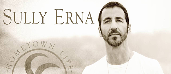 sully home - Sully Erna - Hometown Life (Album Review)