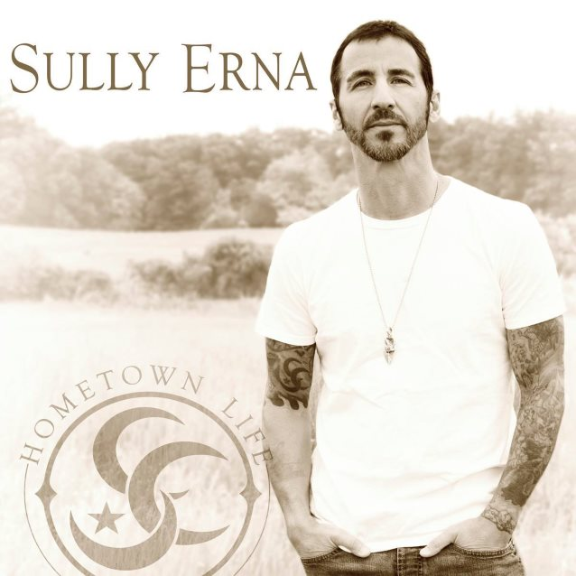 sullyernahometowncd - Sully Erna - Hometown Life (Album Review)