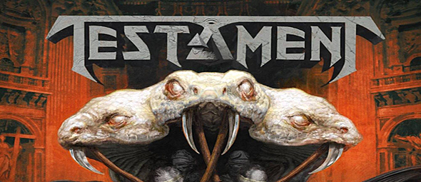 testament slide - Testament - Brotherhood of the Snake (Album Review)