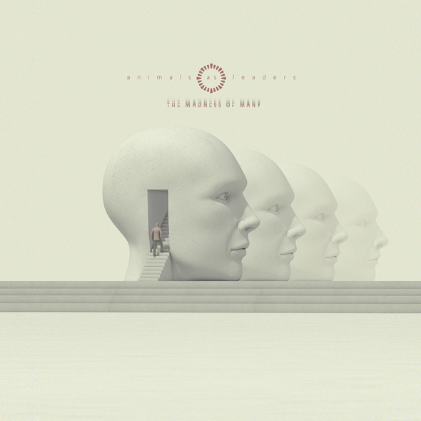 ANIMALS AS LEADERS   THE MADNESS OF MANY 1500 - Animals As Leaders - The Madness Of Many (Album Review)