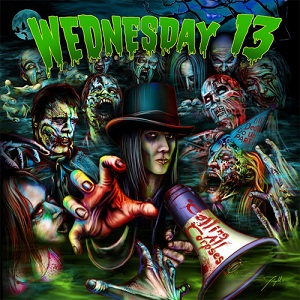 Calling All Corpses - Interview - Wednesday 13