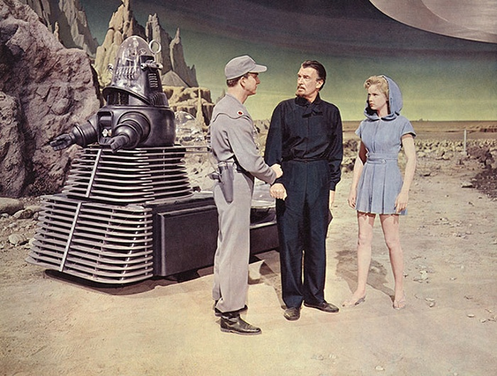 Forbidden Planet 1 - Forbidden Planet - 60 Years of a Science Fiction Classic