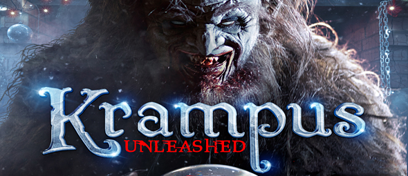 KRAMPUS UNLEASHED slide - Krampus Unleashed (Movie Review)