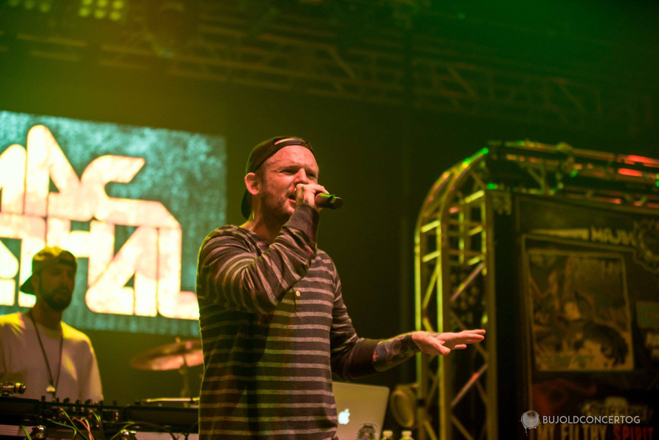 Mac Lethal - Rock and Shock Goes Out Swinging Day 3 Worcester, MA 10-16-16