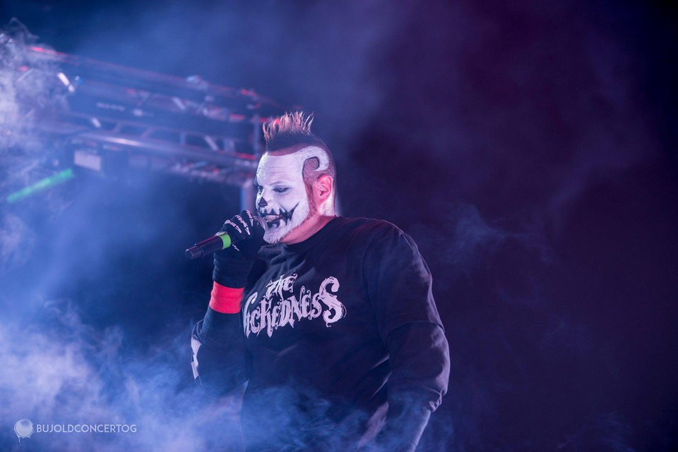 Twiztid - Rock and Shock Goes Out Swinging Day 3 Worcester, MA 10-16-16