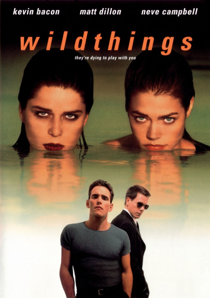 Wild Things movie poster 723x1024 - Interview - John McNaughton