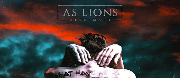 as lions slide - As Lions - Aftermath (EP Review)