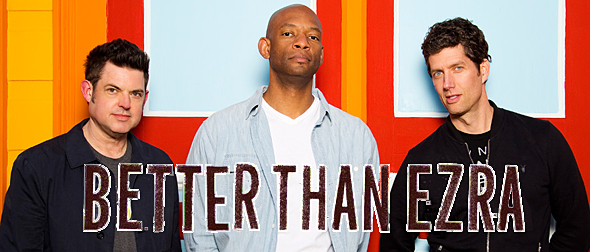 better than ezra slide - Interview - Kevin Griffin of Better Than Ezra