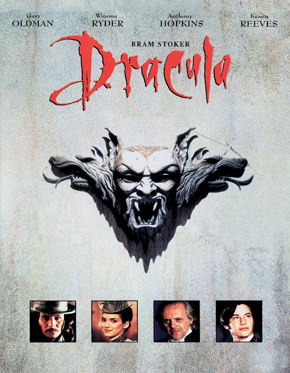 bram poster - This Week In Horror Movie History - Bram Stoker's Dracula (1992)