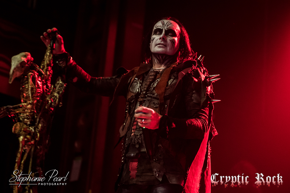 cradleoffilth websterhall 030816 02 - Interview - Dani Filth of Cradle of Filth & Devilment